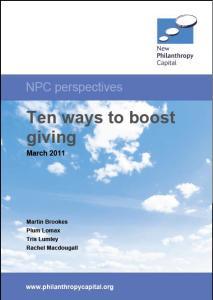Ten-ways-to-boost-giving