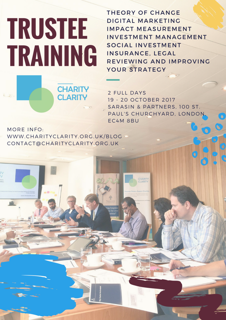 Charity Training