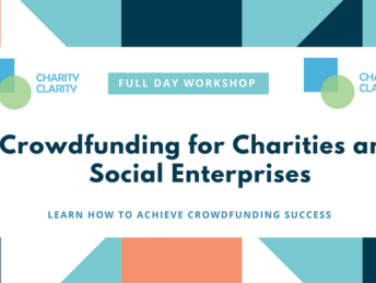 Crowdfunding trainin - Charity Clarity - 12 March 2017