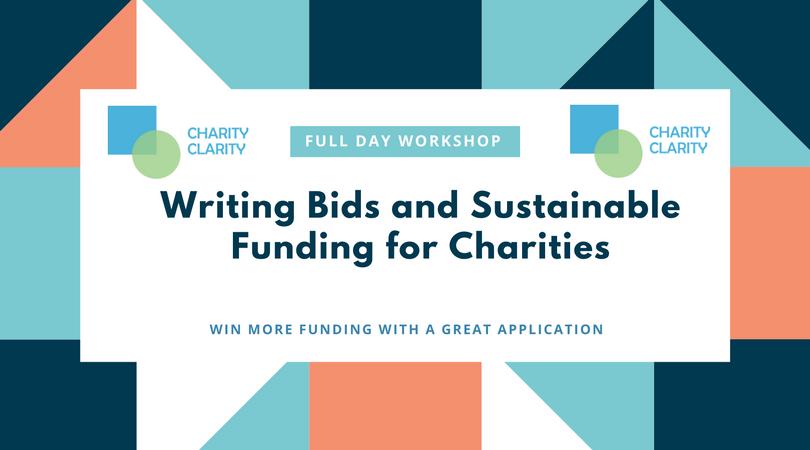 Writing Bids & Sustaining Funding Workshop