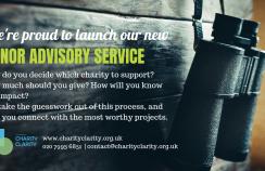 Charity Clarity Donor Advisory Service 1
