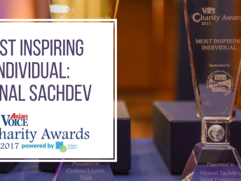 Charity Awards - Meenal Sachdev - Most Inspiring Winner