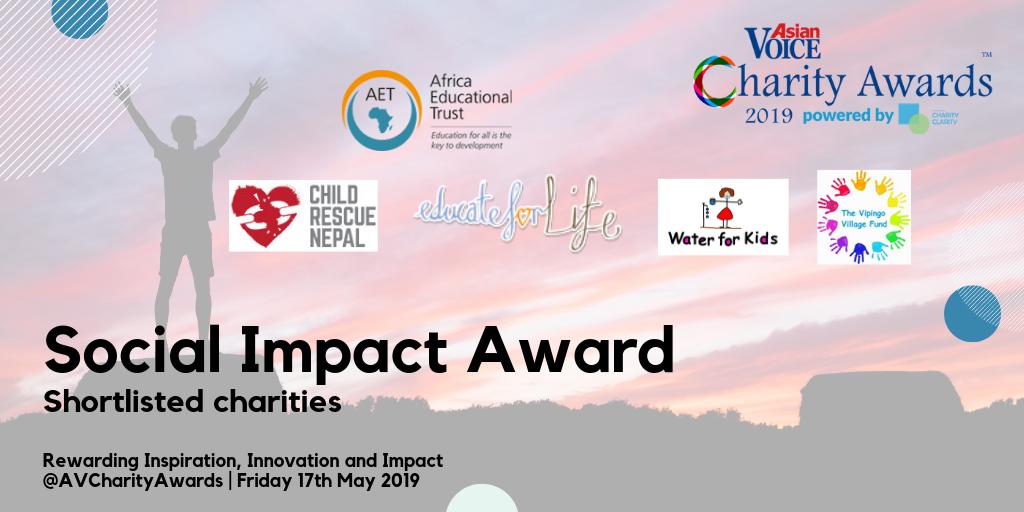 social impact charities